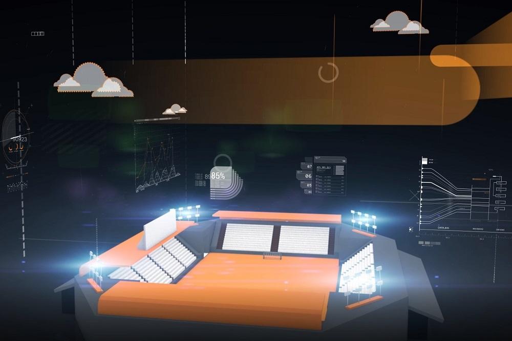 阿里雲的場館仿真服務技術透過彈性的雲計算服務,協助主辦單位以虛擬方式規劃室內場地的活動佈局,在無需親身調動任何實物的情況下改善活動設備和設施的配置。