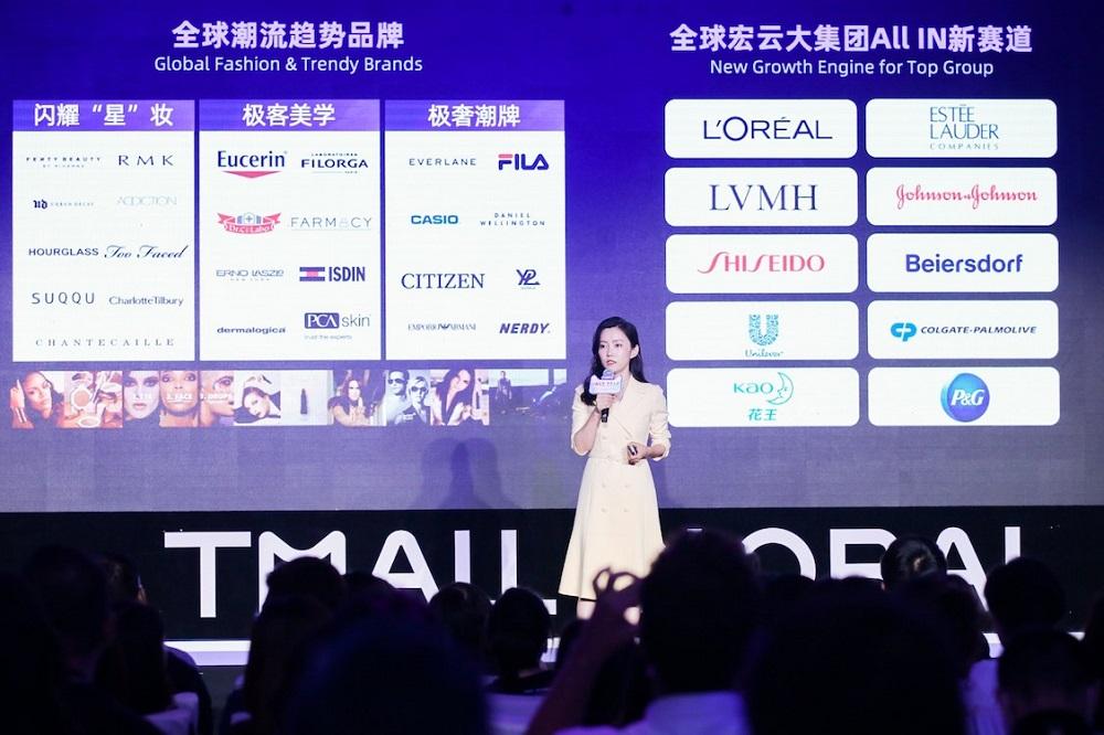 天貓國際總經理劉一曼表示,今年天貓國際雙11中,實現成交過億元人民幣的品牌數將會翻倍,而平台將會打造超過2,000個成交以百萬元計的新熱銷產品。