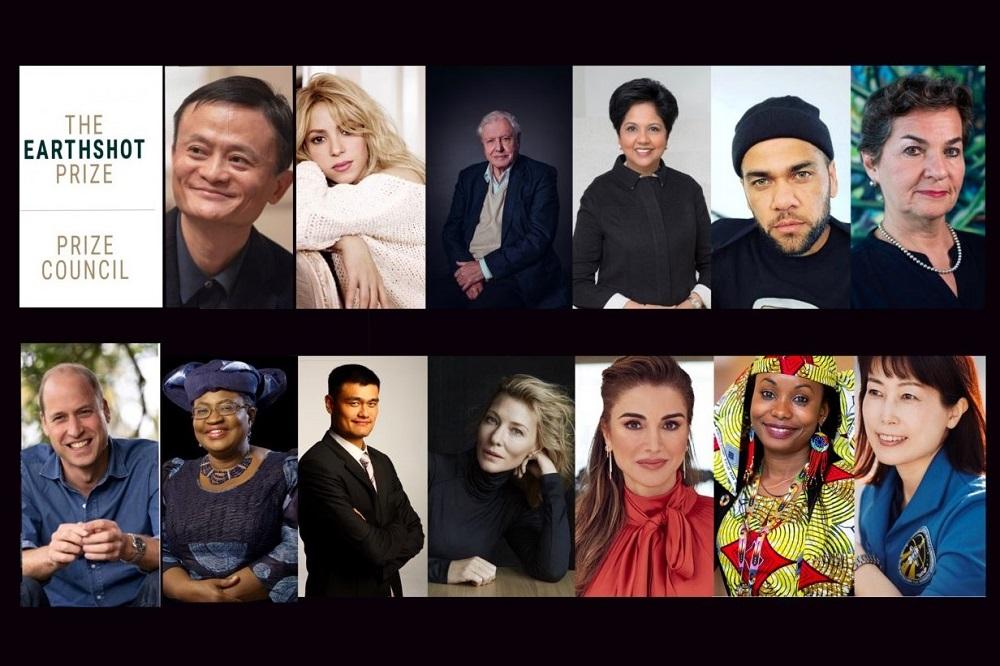 英國威廉王子啟動「為地球奮鬥獎」(Earthshot Prize),聚焦修復地球生態,該獎首批委員會成員包括聯合國可持續發展目標倡導者小組成員、阿里巴巴集團創始人馬雲。