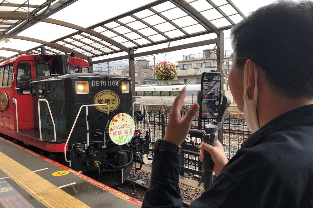 飛豬與JR西日本合作發起特備節目,通過淘寶直播探索京都嵐山,為淘寶用戶帶來「上飛豬、遊全球」體驗。