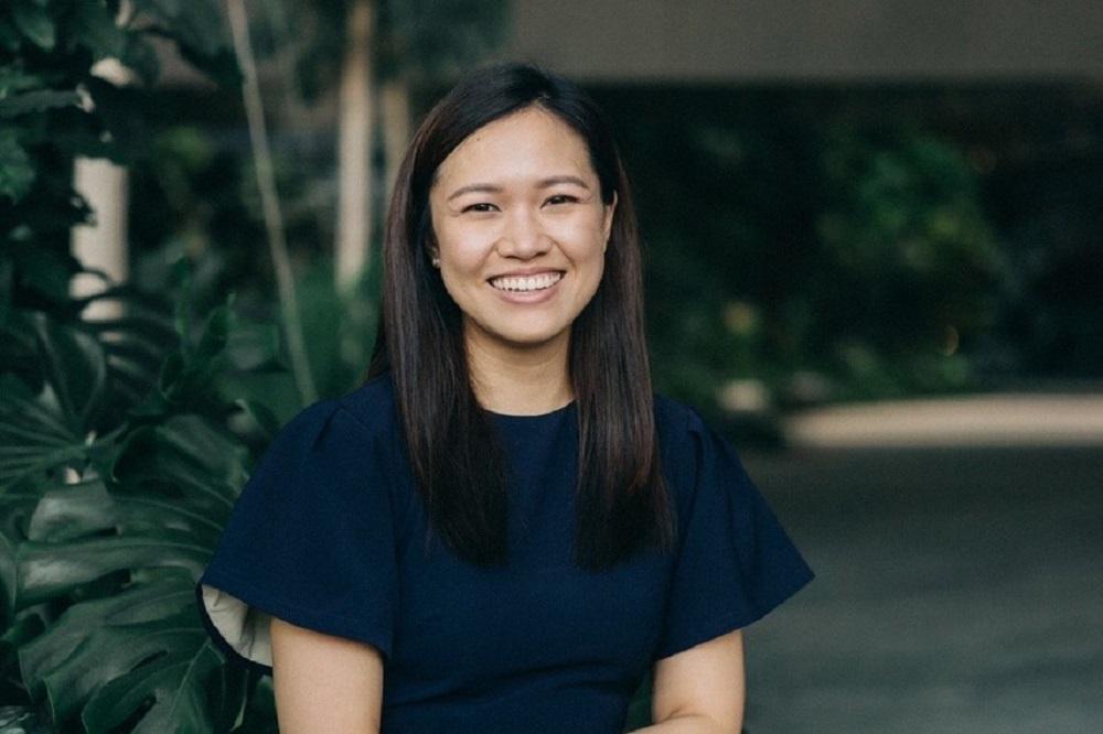 Monica陳敏儀在阿里巴巴新加坡辦公室工作了1年半,負責合作夥伴業務開拓。