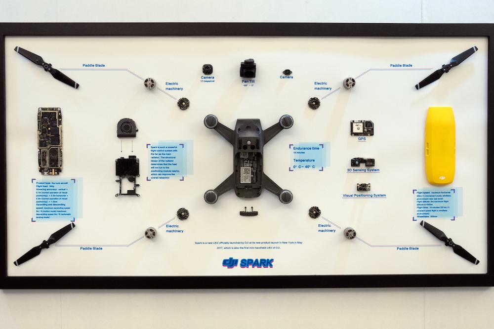 電子產品藝術標本