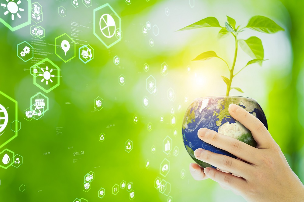 阿里巴巴集團在今年4月曾發佈《邁向零碳時代》減碳帳單,全面加快低碳前沿技術研究,全面推動綠色低碳的生活方式。