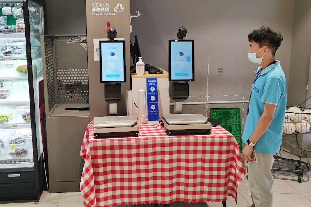 盒馬鮮生的AI視覺秤,已經向行業內其他企業輸出
