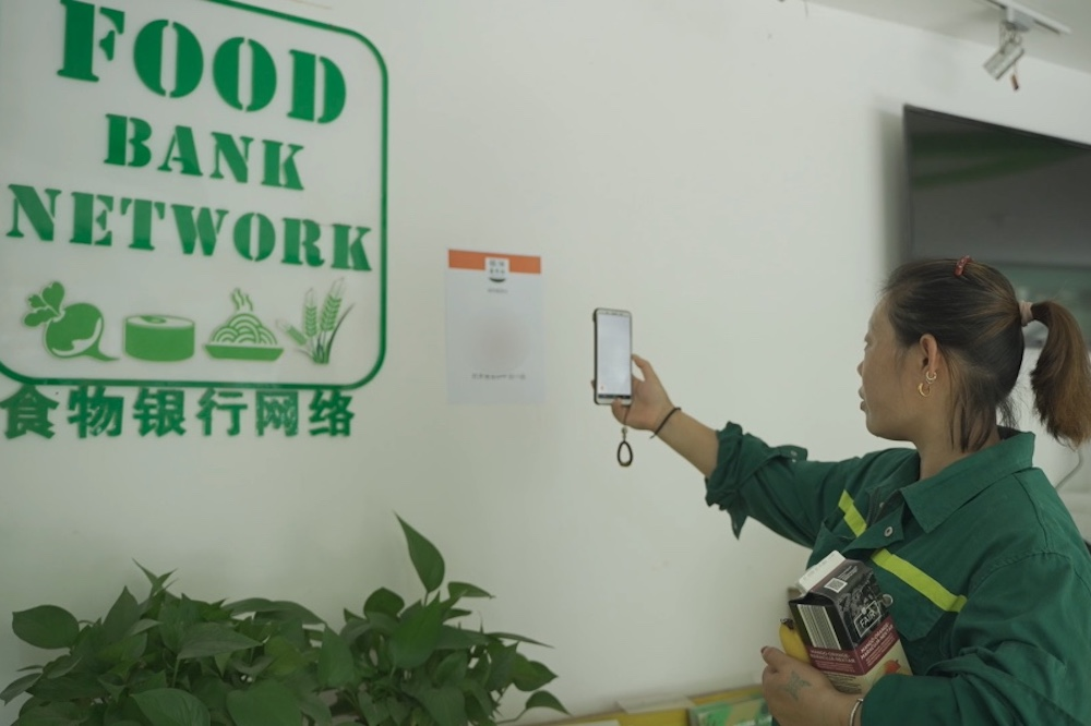 從成立至今七年間,綠洲食物銀行與230多家食品廠商合作,將1,000多噸即將浪費的臨期食品免費發放給受助人群超過100萬人次。