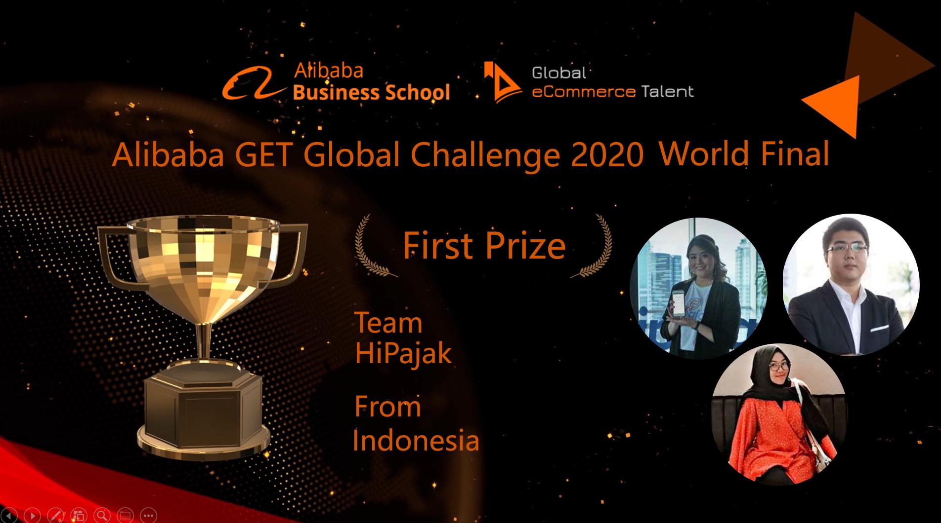 hipajak-get-challenge-first-winner