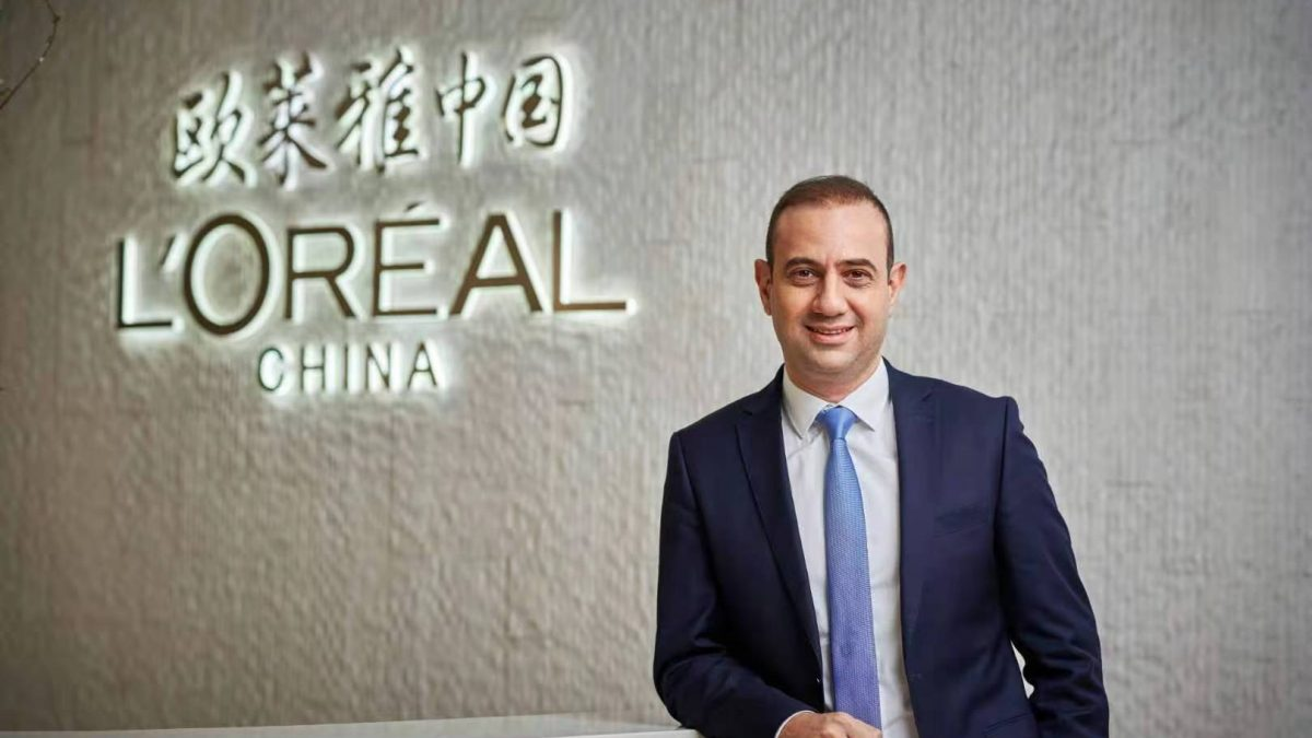 CEO L'Oreal Tiongkok Featured