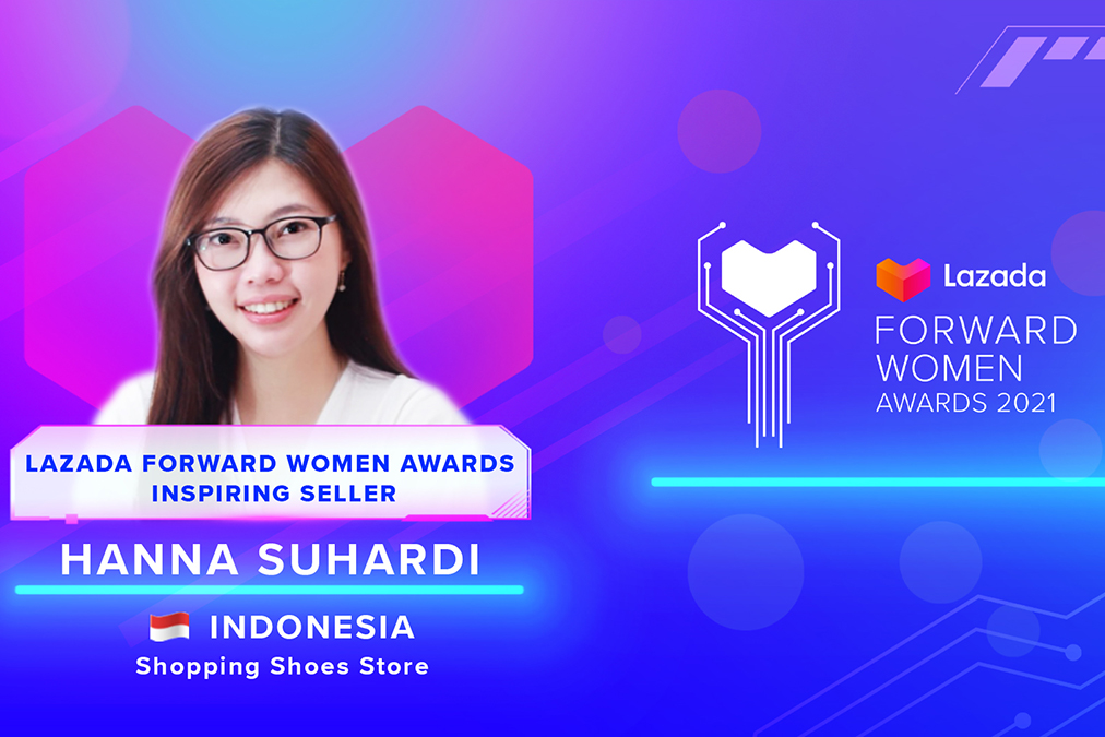 Hanna-Suhardi-Lazada Forward Women Awards