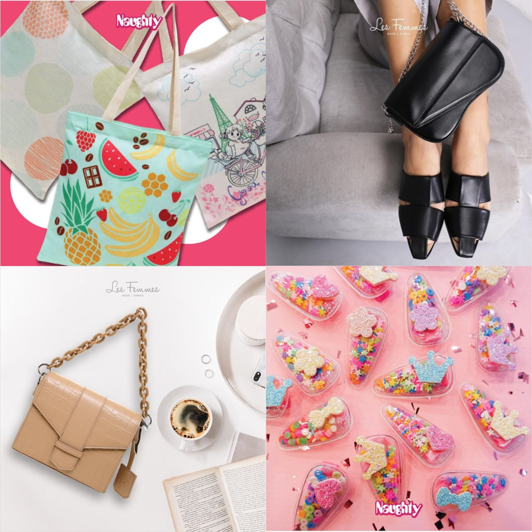 naughty accessories, salah satu produk dibawah perusahaan Vivi