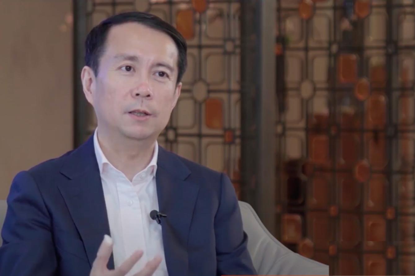 Daniel Zhang Bahas Kepemimpinan dan Visinya untuk Alibaba