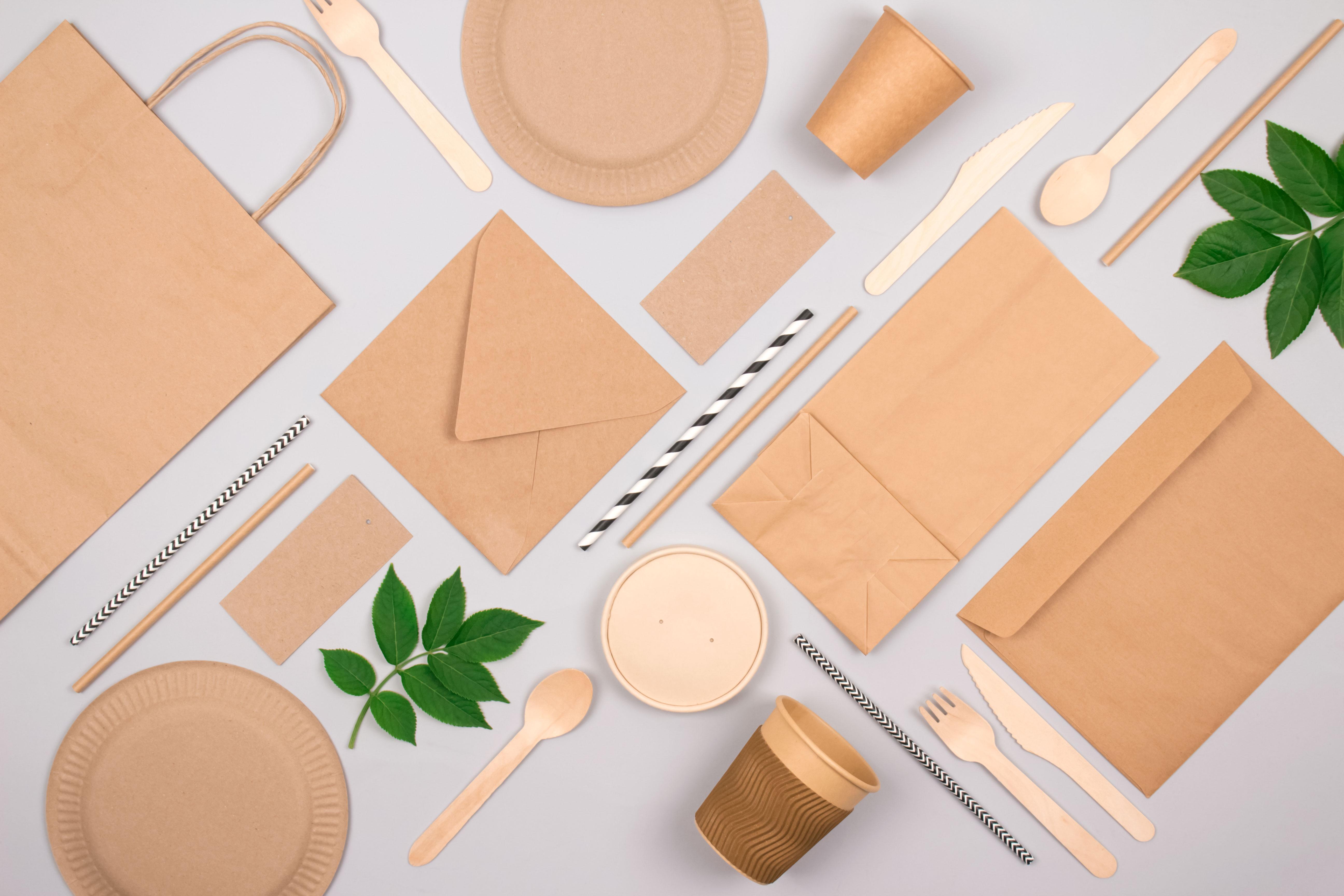 Kemasan produk ramah lingkungan dan berkelanjutan