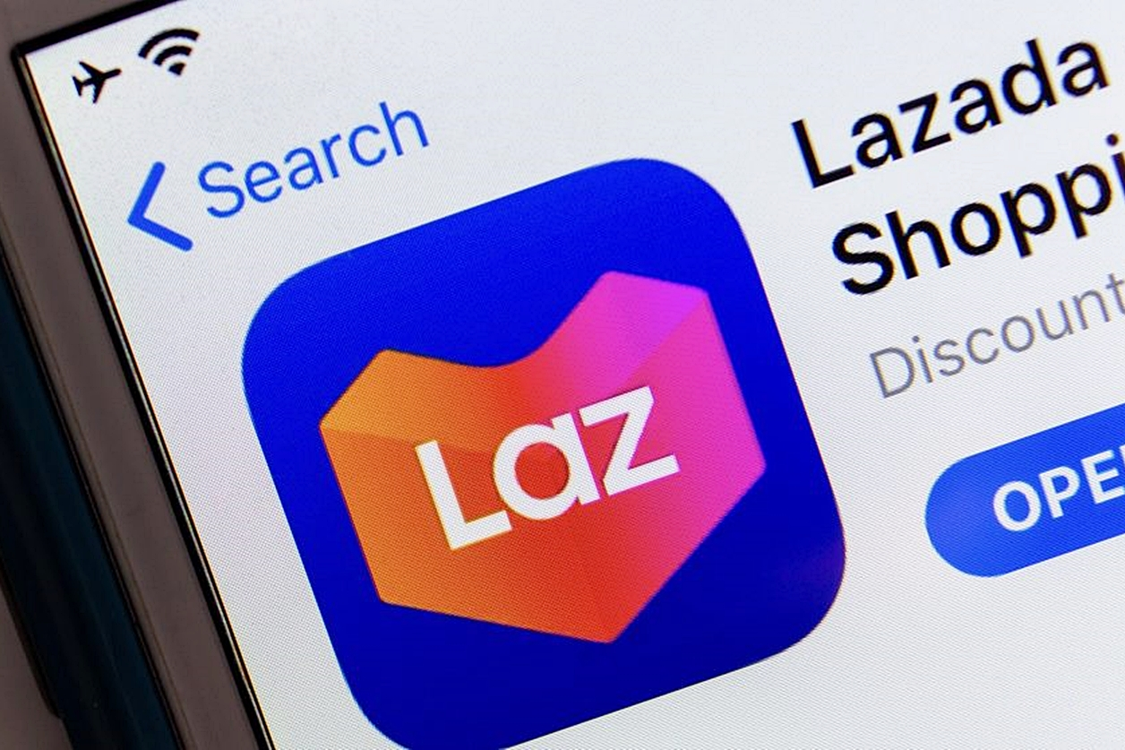 Pembeli Meningkat 3x - Lazada-App_LazMall