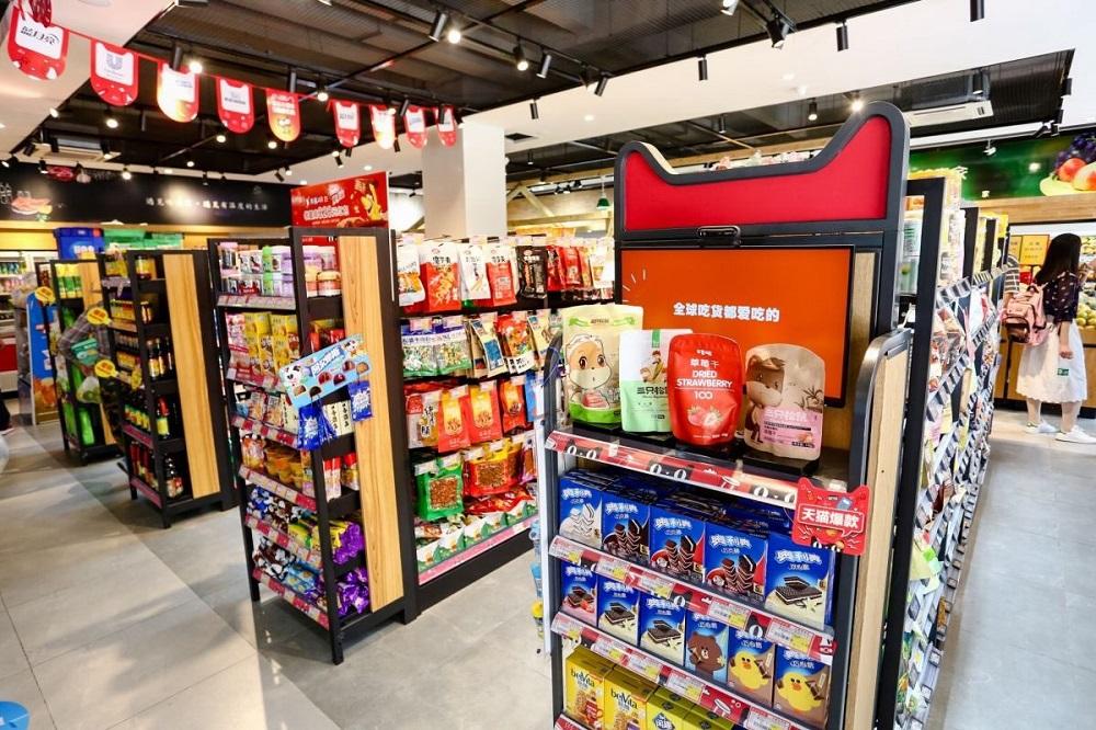中国130万店以上の小規模小売店がアリババのB2B流通プラットフォームLSTを導入
