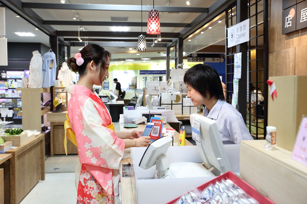 東京下町の文化、歴史、観光、グルメ、買い物を満喫できる商業施設がアリペイを導入