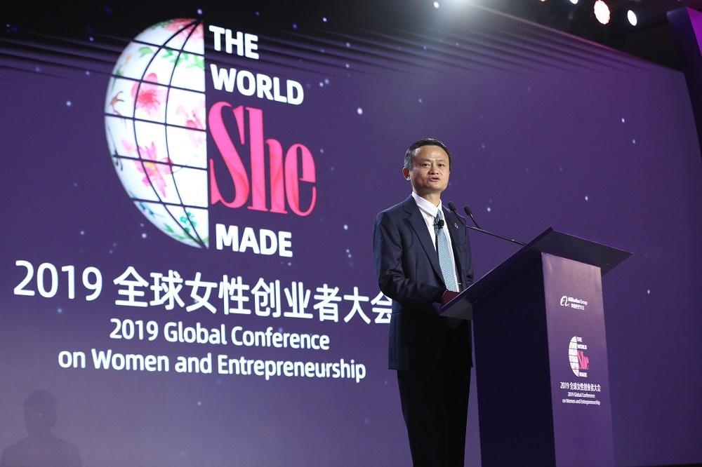 ジャック・マー会長「次の30年は、女性が成功しやすい『エクスペリエンスの時代』」
