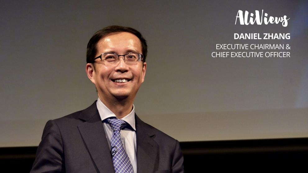 アリババグループ 会長兼CEO ダニエル・チャンの投資家に向けた手紙