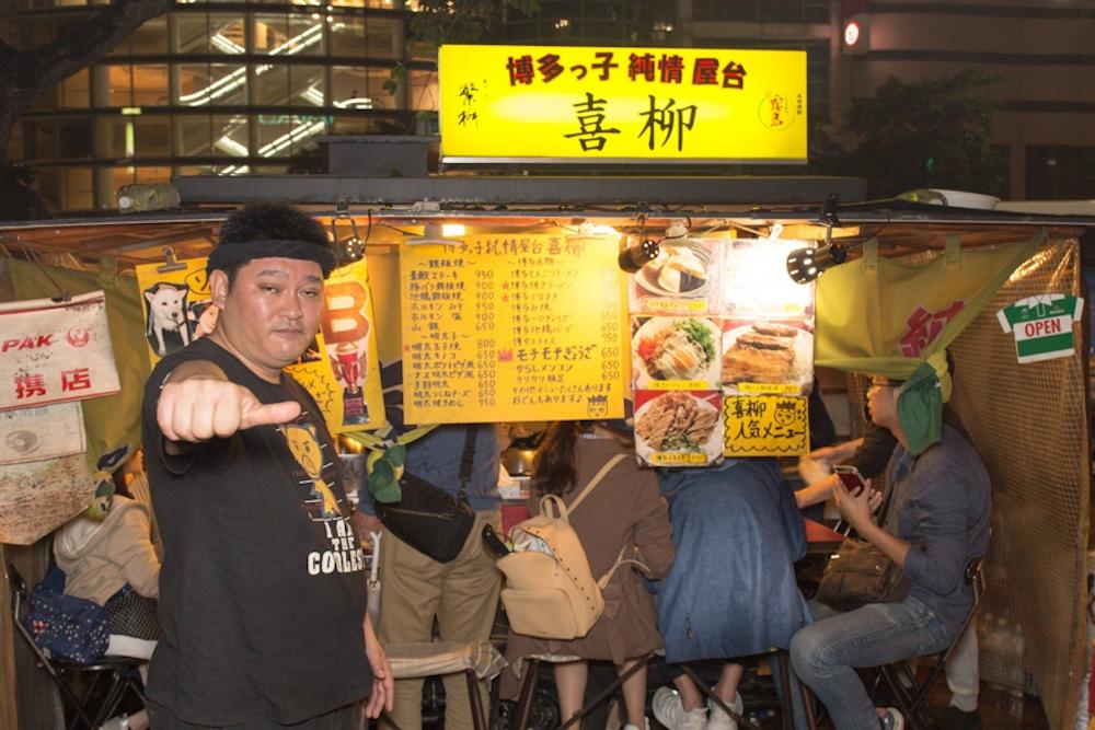観光スポットとして人気の博多屋台、QRコード決済をうまく活用している繁盛店