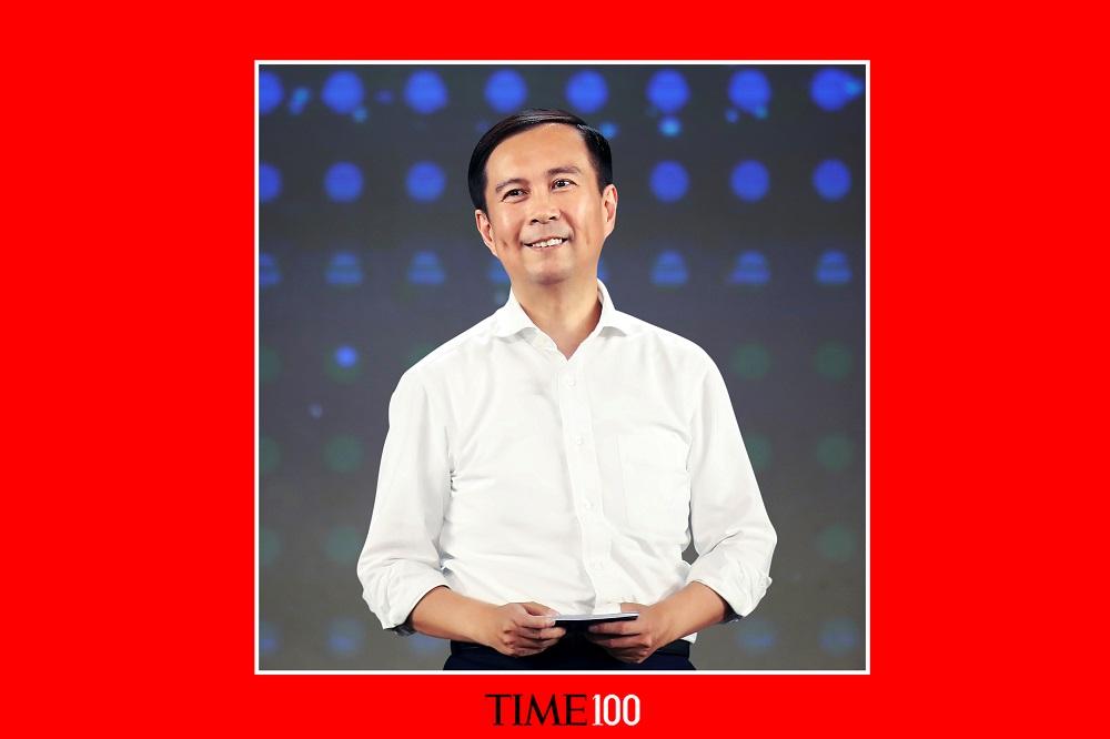 「世界でもっとも影響力のある100人」にアリババのダニエル・チャン会長兼CEOが選出