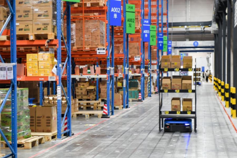 商品在庫は前年比2倍の約1000万トンを用意、中国最大の商戦「天猫ダブルイレブン」が始動