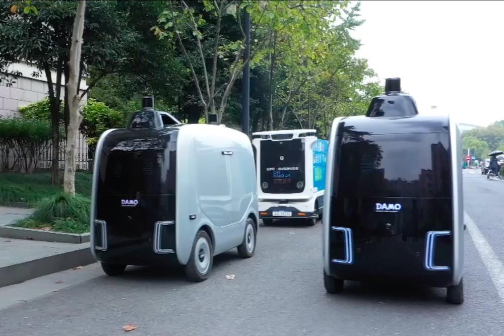 ラストワンマイルの課題解決に最新鋭の自律型配送ロボット、発表後わずか1年で100万件以上の注文を配達