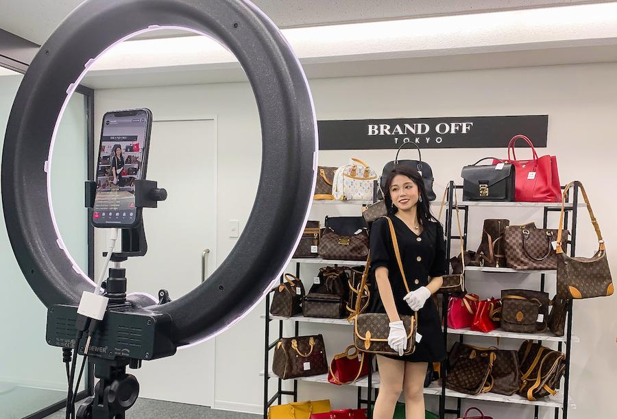 「古きを迎える」中国の消費者のクローゼットに目を付けた日本の中古ブランド品販売業者
