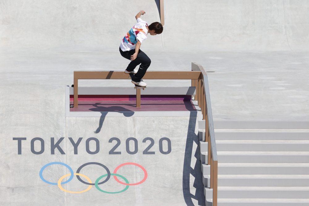 【インタビュー】堀米雄斗選手がスケートボードの初代オリンピック王者に