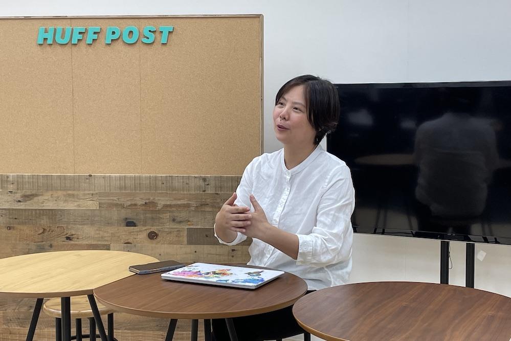 不確実性に備えるカギは「デジタル化」。日本法人・取締役の蔣微筱がハフポスト日本版の音声番組で解説【連載・第3回】