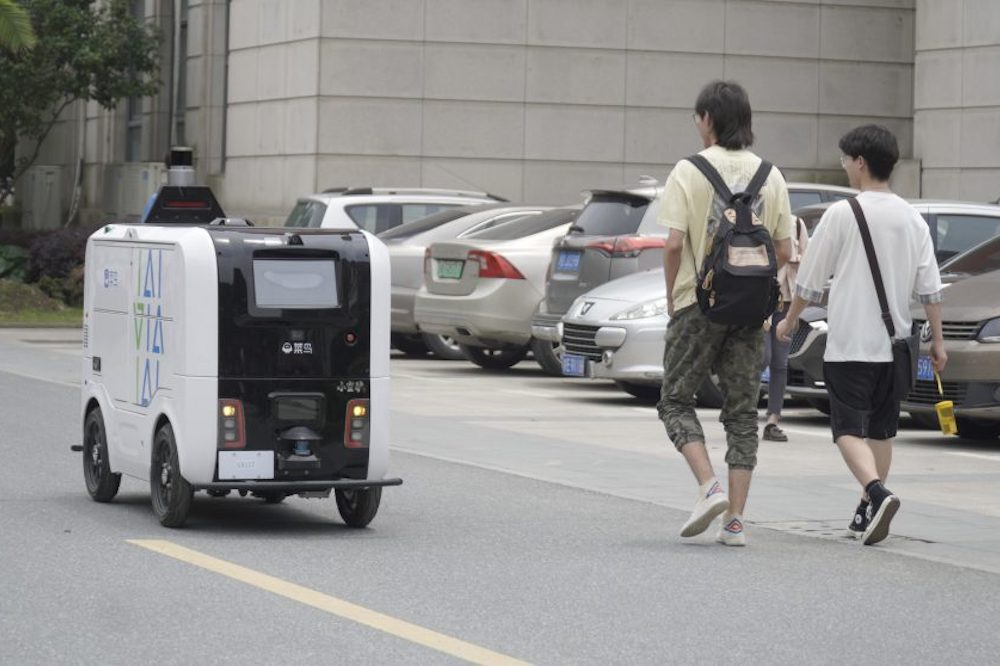 ラストワンマイル配送の自動化において、ロボットがeコマースにもたらす革命とは?